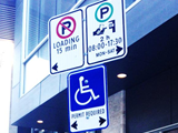 Parking for Persons with Disabilities